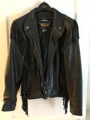Ladies Harley Davidson leather jacket for Sale in Pittsburgh, PA