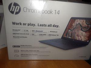 HP Chromebook 14.6 HD digital display for Sale in Thomasville, NC