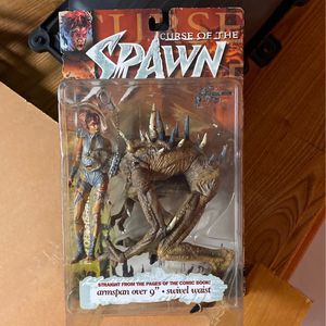 Spawn Action Figure Toy for Sale in New Lenox, IL