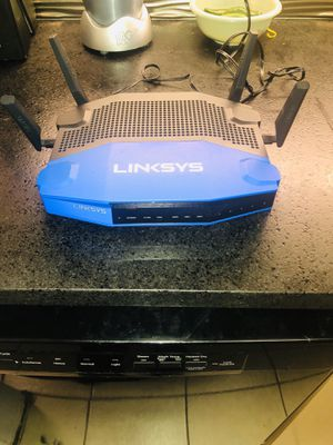 Linksys ac1900 for Sale in Westminster, CO