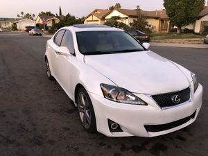 2013 Lexus IS 250 for Sale in San Diego, CA