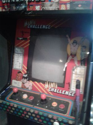 Vintage classic WrestleMania challenge for Sale in Elizabeth, PA