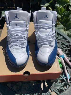 Jordan Retro 12 French Blue for Sale in Concord, CA