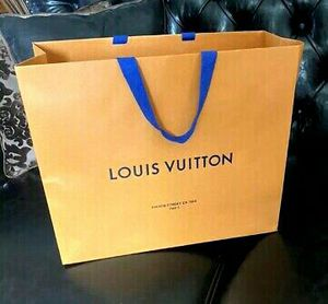 Louis Vuitton HUGE 23x18x10 Shopping Bag New x 2 for Sale in Las Vegas, NV