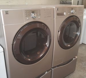 Kenmore front load washer and dryer for Sale in Lewisville, TX