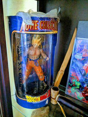Movie collection Goku action figure!!! for Sale in Marietta, GA