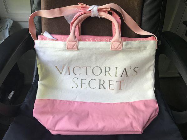Brand new Victoria secret detachable 2-in-1 cooler tote