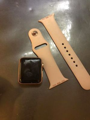 Rose gold Apple Watch series 3, 38mm for Sale in Bountiful, UT