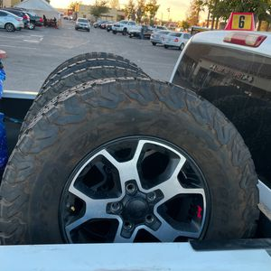 Rubicon Wheels And Tires for Sale in Moreno Valley, CA