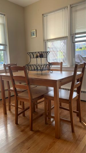 Wooden Kitchen Table for Sale in Chicago, IL