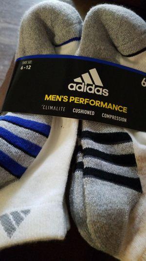 Adidas, puma,starter men's socks for Sale in Franklin, TN