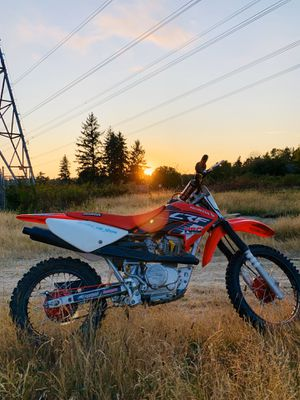 2007 HONDA CRF80F for Sale in Federal Way, WA