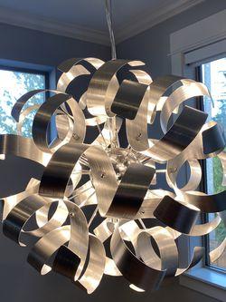 Ribbon Pendant Ceiling Light for Sale in Sumner,  WA