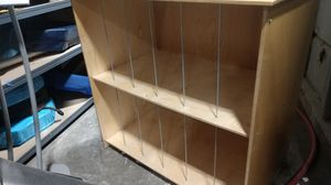 Wood cabinet /storage rack for Sale in Cotati, CA
