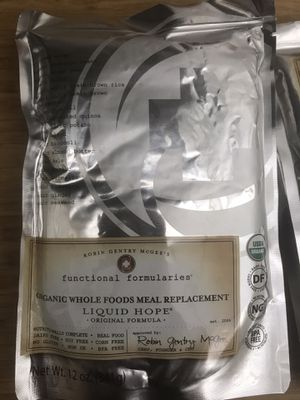 Organic Whole Foods Meal ( Feeding Tube - PEG ) for Sale in North Miami, FL