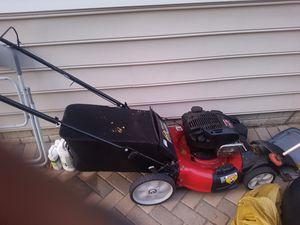 Yard machine lawn mower for Sale in Laurel, MD