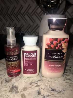 Bath and Body Works Bundle for Sale in Friendswood, TX
