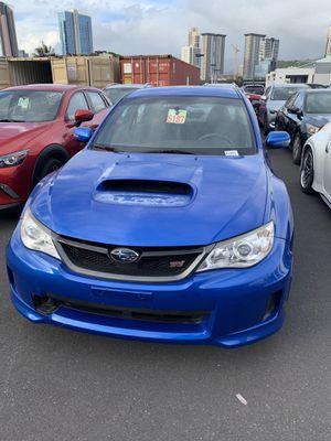 2014 Subaru Impreza STI for Sale in Pearl City, HI
