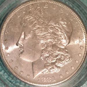 1881 S Morgan Silver Dollar for Sale in Laurel, MD