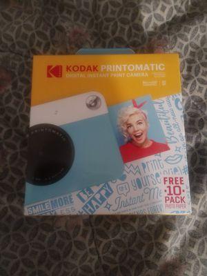Kodak printomatic digital instant print camera for Sale in St. Petersburg, FL