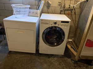 washer and dryer for Sale in Saint Joseph, MO