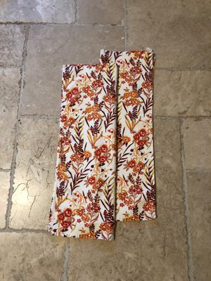 Set of two kitchen towels for Sale in Tampa, FL