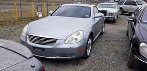 2002 Lexus SC 430 for Sale in Clinton, MD