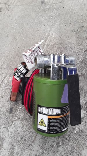 Drummond 12 volt lump for Sale in Lake Worth, FL