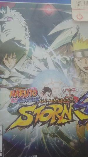 Naruto shippuden ultimate ninja for Sale in Dallas, TX
