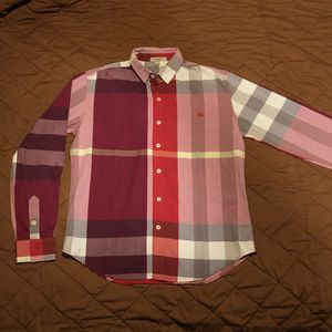 Burberry Long Sleeve Shirt for Sale in Chicago, IL