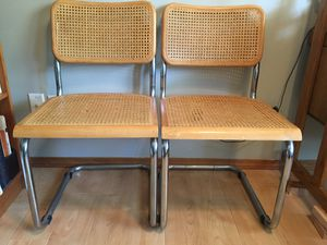 Wicker office chairs for Sale in Meridian, ID