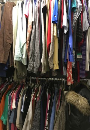 Over 900 articles of clothing for Sale in West Palm Beach, FL