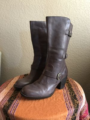 Born Leather boots (Women sz 10) for Sale in Henderson, NV