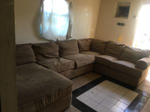 Sectional couch for Sale in Laveen Village, AZ