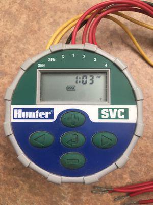 Sprinkler timer-Hunter SVC for Sale in Fowler, CA