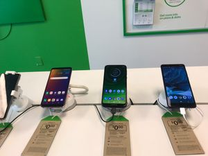 LG stylo 5, Motorola G7 Supra, Nokia 3.1 plus all FREE! Plus 9 other fantastic free phones! for Sale in Inverness, FL