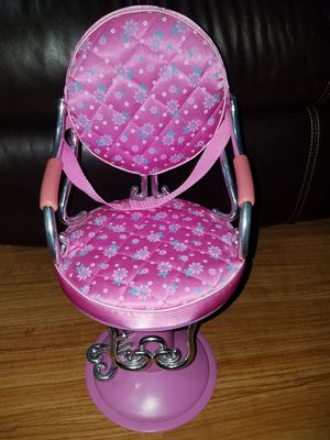 """Chair for doll 18"""" for Sale in Arlington Heights, IL"""