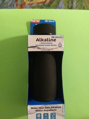 Alkaline + electrolytes insulated water bottle for Sale in El Monte, CA