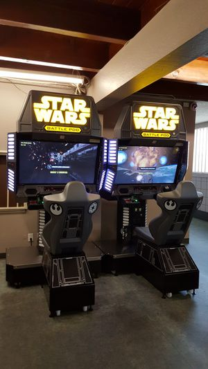 Star Wars Arcade Video Game $4500 EACH for Sale in Fullerton, CA