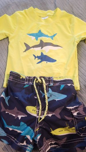 Boys swim wear size 18 months for Sale in Tacoma, WA