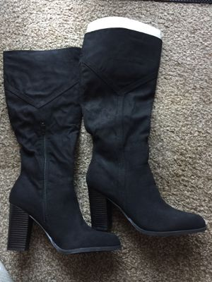 Brand new women boots size 12. Only serious buyers for Sale in West Valley City, UT
