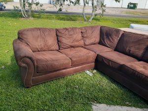 Sectional couch for Sale in Pearland, TX