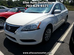 2015 Nissan Sentra for Sale in Woodford, VA