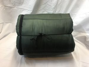Exxel Outdoors Hillside Rectangular Sleeping Bag All Purpose 40 Degree for Sale in Chicago, IL
