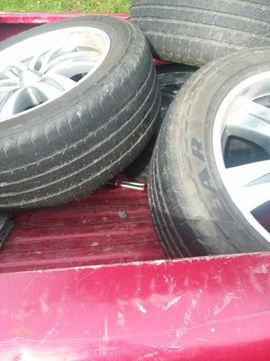 20 inch American racing rims asking 350 6 lug 6×5.5 for Sale in Johnson City, TN