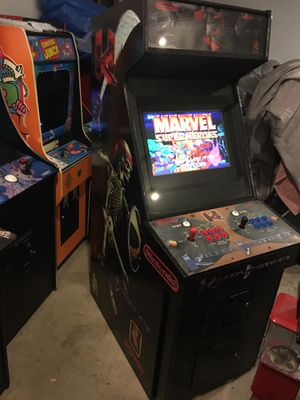 Killer instinct arcade game cabinet plays 2222 games 1 year warranty just built for Sale in Glenview, IL