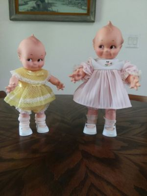 Cameo dolls 11 in and 13 in for Sale in Payson, AZ