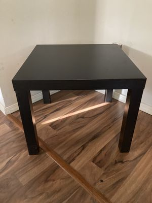 Black End Table for Sale in Normal, IL