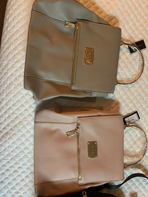 Bebe backpacks and purses for Sale in Inglewood, CA