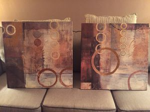 Abstract Art Set for Sale in Pittsburgh, PA